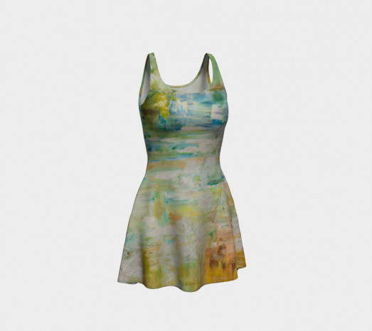 Flare Dress A.Space