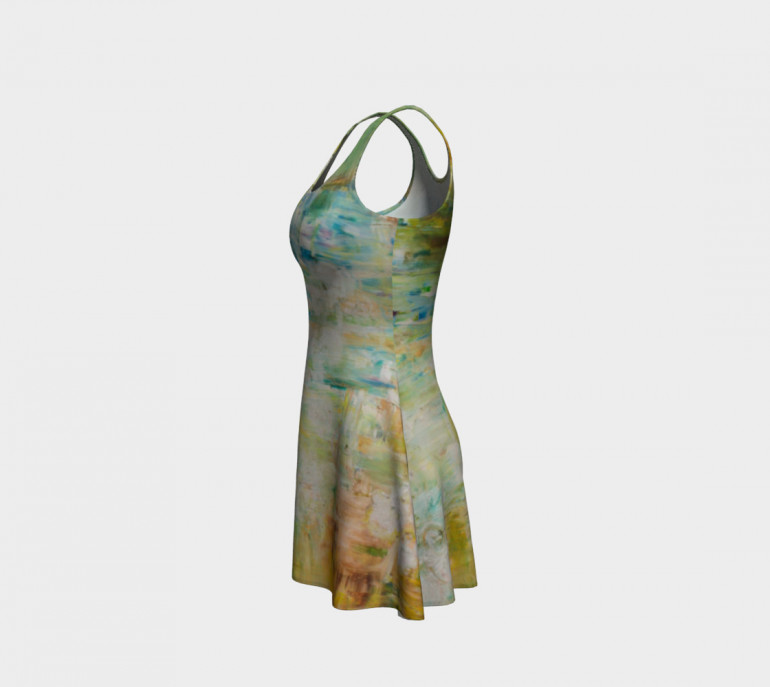 Flare Dress A.Space-6