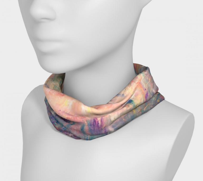 Face Mask Accessory Indigo-2