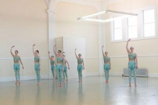 Koltun Ballet Boston had an opportunity to test-drive wearable art leggings (video)