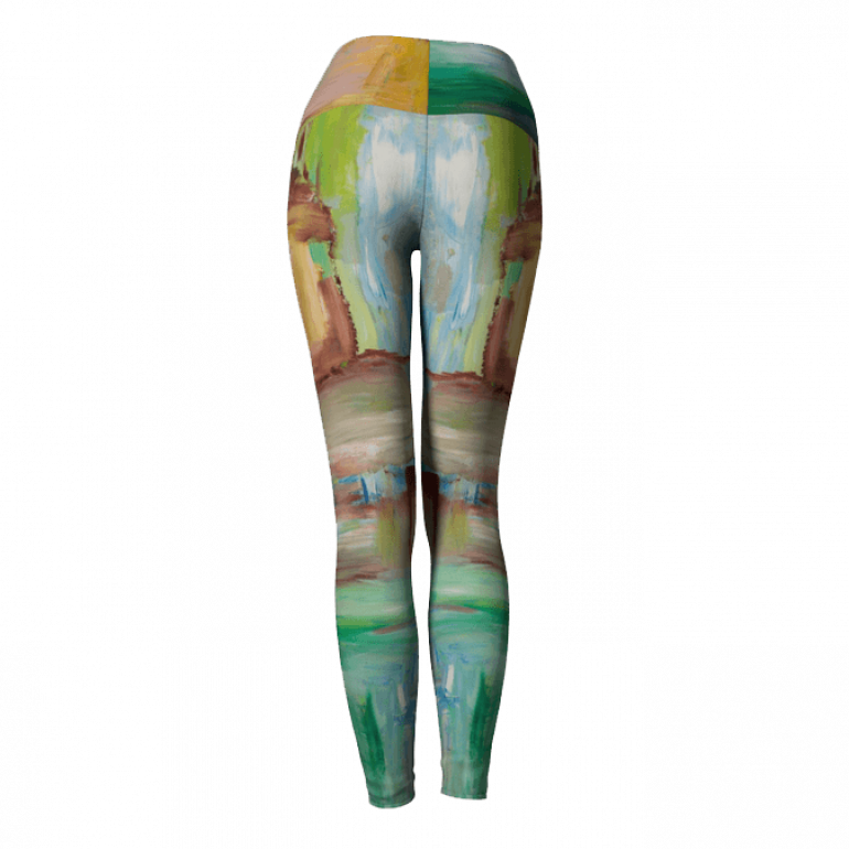 Yoga Leggings 4th Dimension-7