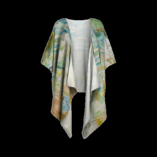 Kimono Abstract Space