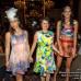 Flare Dress Behind Stars in Indigo4
