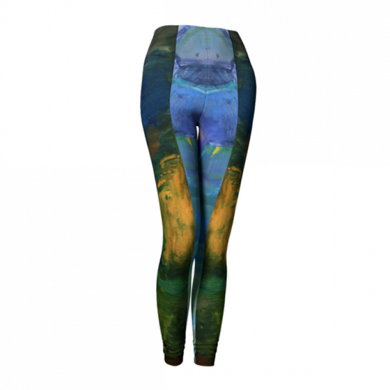Leggings Atlantis -5